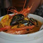Our seafood soup