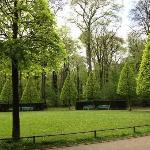 Schloss Benrath Walking Grounds