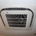 Aircon worked well!