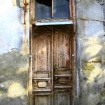 DON'T BE FRIGHTENED BY THE OLD DOOR