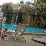 Flinstone pool