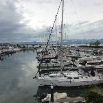 View from Ikuai Restaurant