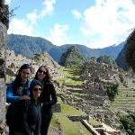 We finally made it to Machu Picchu!