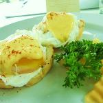 Lovely Poached Eggs