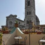 Giotto balcony