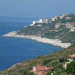 penisola dell'hotel (Kas)