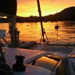 Makana Charters Sunset Dinner Sails Foto