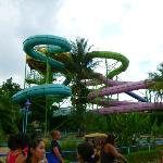 Toboganes Parque Dunas
