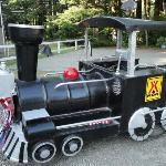 The 'train'.