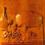 love the wood carving