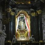 l'altare di San Stanislao