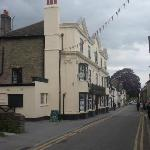 A 17th Century Coaching Inn offering home cooked food, local real ales and a warm friendly welco