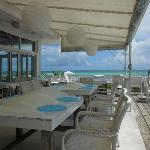 resturant on beach