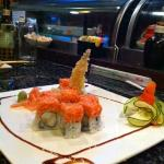 Wonderful yummy roll.