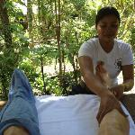 Multiple treatments daily by skilled therapists.