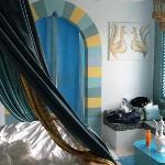 sultan suite bedroom