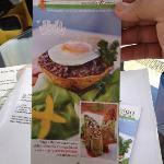 Comida Colombiana-Costarricense