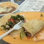 Delicious authentic tacos