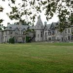 """Dark Shadows"" mansion in Newport, RI"