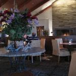 Madera Restaurant interior