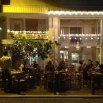 Sardelles, quartiere Gazi, Atene