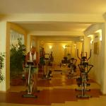 gym in hotel Zvete
