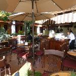 LIttle Rooftop Restaurant