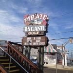 Pirate Island Golf Foto