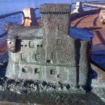 Castello in miniatura (sulla passeggiata)