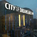 City of Dreams at night