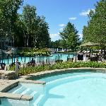 Spa et piscine