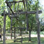 Old time Ferris Wheel
