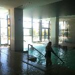 SPA/piscine eau de mer