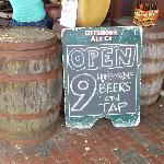 9 bières sont produites sur place