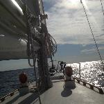 Sailing on Lake Superior