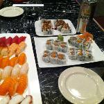 A sort of nigiris and sushis #4...