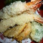 Shrimp & Vegetable Tempura