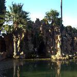 CANAL Y CASCADA