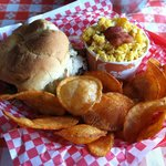 Foto de Mr. P's Mountain Smokehouse