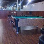 Come play a game of pool!