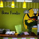 A very fun foodie place in the Highlands of Boquete