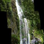 Bejuco waterfall - 2 hour hike away, 60 meters tall