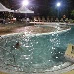 All season outdoor pool.