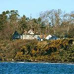 Dashwood Manor from Victoria's Clover Point. Photo by Patrick Lawson.