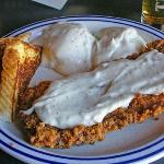 Great Chicken Fried Steak!