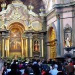 Iglesia o Convento de las Nazarenas