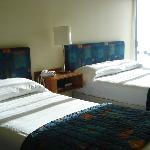 One bedroom beds
