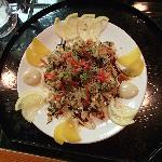 takoyaki (octopus) roll