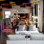 Foto de Solo Sokos Hotel Paviljonki