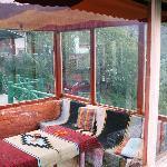 Interior - Sun deck